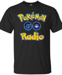 Pokemon Go Radio Cotton T-Shirt