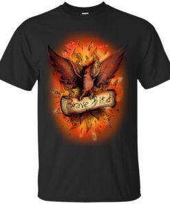 Pokemon Talonflame Brave Bird Cotton T-Shirt