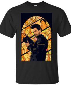Preacher Cotton T-Shirt