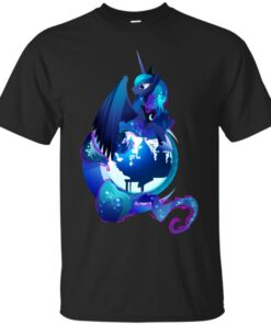 Princess Luna Cotton T-Shirt