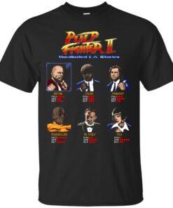 Pulp Fighter II Cotton T-Shirt
