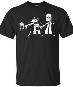 Pulp Simpson Cotton T-Shirt