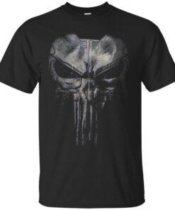 Punisher Daredevil 2016 Cotton T-Shirt