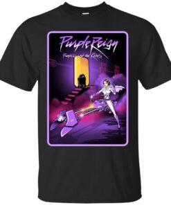 Purple Reign Cotton T-Shirt