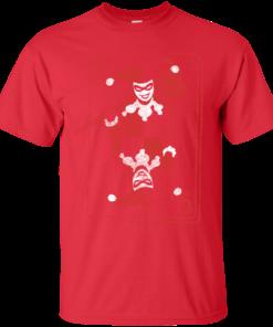 Quinn of Hearts Cotton T-Shirt