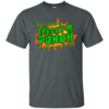 REFRESHING THROAT PUNCH SHORE ONE TODAY Cotton T-Shirt