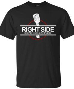 RSBN White Logo Cotton T-Shirt