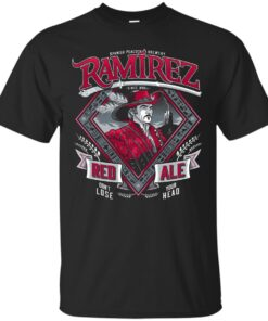 Ramrez Red Ale Cotton T-Shirt