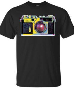 Range Camera Cotton T-Shirt