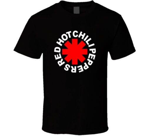 Red Hot Chili Peppers Biggest Rock Band Music Fan T Shirt