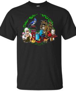 Regular Double Date Cotton T-Shirt