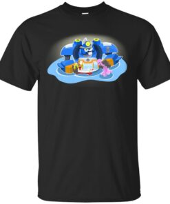 Rescue Bots Hightide Tubby Time Cotton T-Shirt