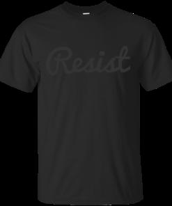Resist Cotton T-Shirt