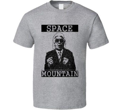 Ric Flair Space Mountain T Shirt