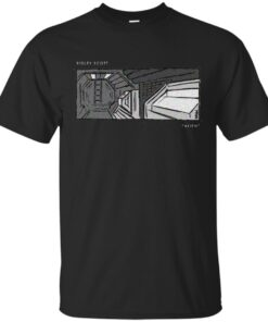 Ridley Scott Tribute Alien Storyboard Cotton T-Shirt
