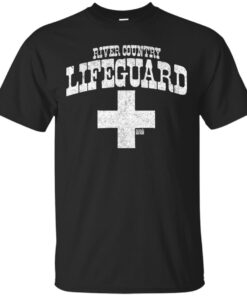 River Country Lifeguard Cotton T-Shirt