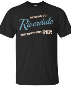 Riverdale Welcome To Riverdale Cotton T-Shirt