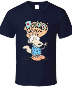 Rocko Modern Life Cartoons Vintage 90S T Shirt