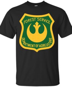 Rogue Forest Service Cotton T-Shirt