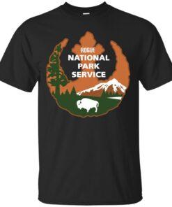Rogue National Park Service Cotton T-Shirt