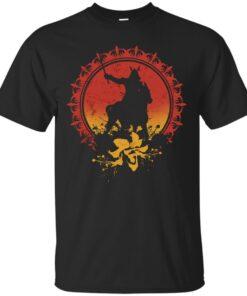 Ronin Rogue Samurai Cotton T-Shirt
