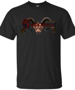 Run into the Shadow Cotton T-Shirt