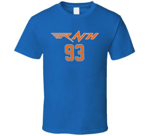 Ryan Nugent Hopkins Edmonton Hockey Player T T Shirt