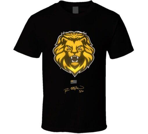 Ryan Shazier Shalieve 50 42 Steelers Football Fan T Shirt