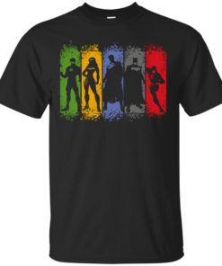 SHADOWS OF JUSTICE Cotton T-Shirt