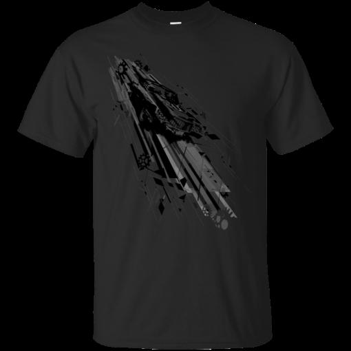 SPEED MECHANISM Cotton T-Shirt