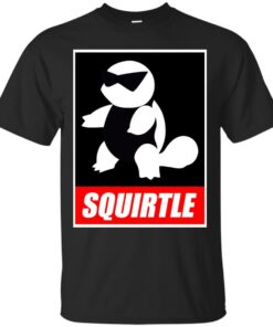 SQUIRTLE Cotton T-Shirt
