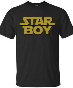 STAR BOY Cotton T-Shirt