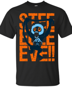 STEEEEVE Cotton T-Shirt