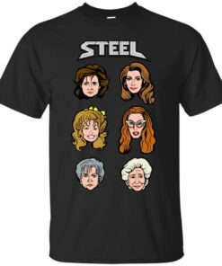 STEEL Cotton T-Shirt