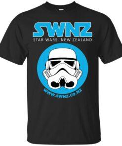 SWNZ 2016 Trooper Cotton T-Shirt