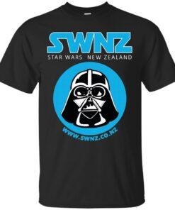 SWNZ 2016 Villain Cotton T-Shirt