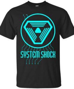 SYSTEM SHOCK TRIOPTIMUM Cotton T-Shirt