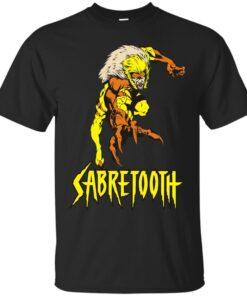 Sabretooth Xmen Cotton T-Shirt