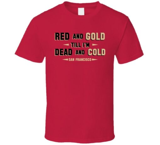 San Francisco Football T Shirt