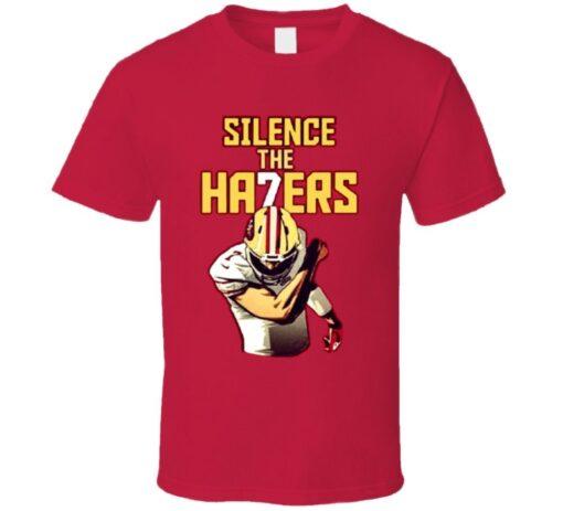 San Francisco Quarterback Colin Kaepernick T Shirt