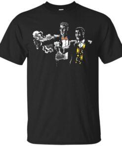 Science Fiction Cotton T-Shirt
