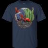 Scott Lang Crossing The Back Yard marvel universe Cotton T-Shirt