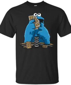 Sesame Holdem Cotton T-Shirt