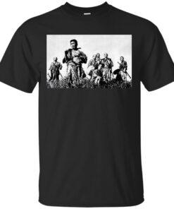 Seven Samurai Cotton T-Shirt