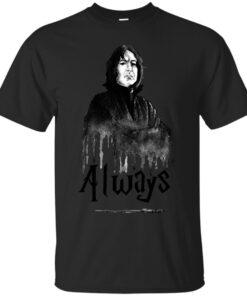 Severus Snape Always Cotton T-Shirt