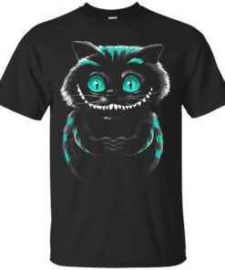 Shadow Cat Cotton T-Shirt