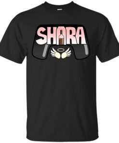 Shara with Wings Cotton T-Shirt