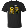 Silent Minion Cotton T-Shirt