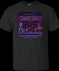 Simons Vania Castle Quest Cotton T-Shirt