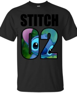 Since 2002 Stitch Cotton T-Shirt